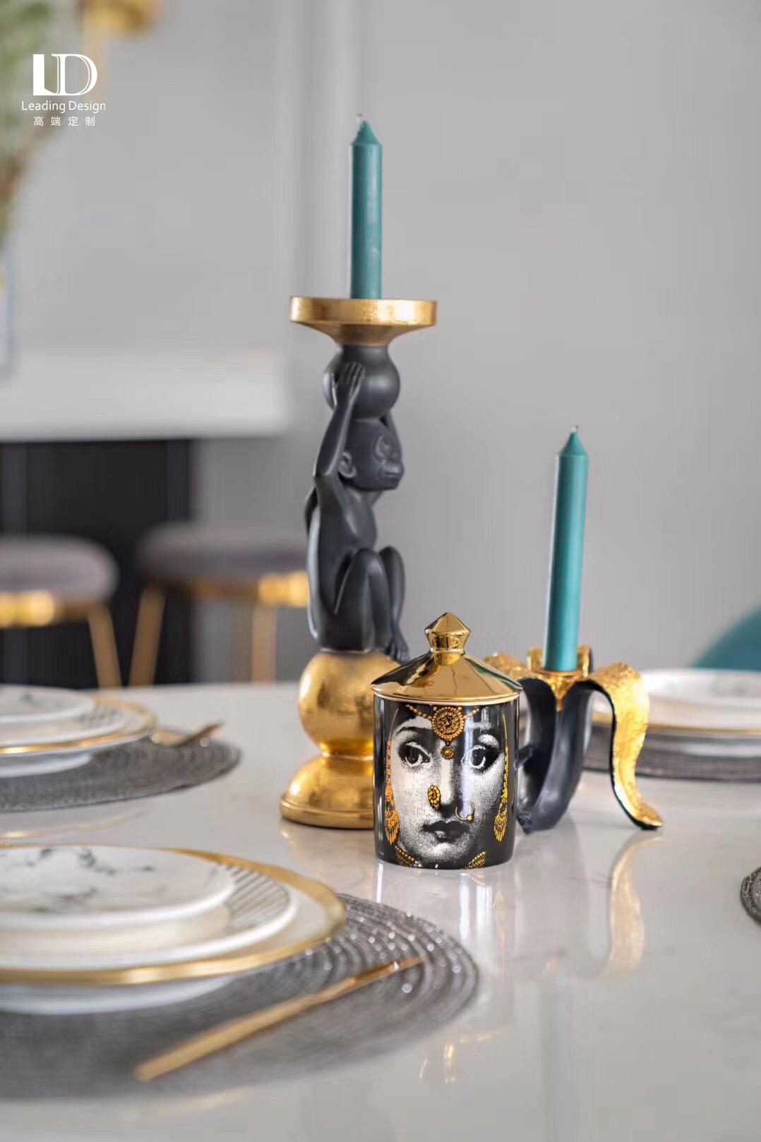 简约 三居 餐厅图片来自重庆兄弟装饰黄妃在约克郡壹号湖畔装修参考图的分享