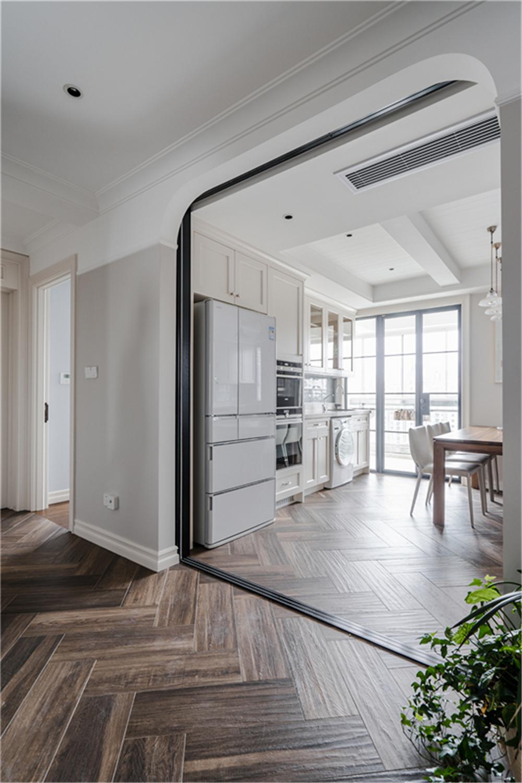 装修设计 装修完成 美式风格 餐厅图片来自幸福空间在182平, 美式随兴恬淡之家的分享