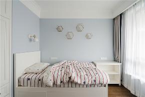 装修设计 装修完成 美式风格 儿童房图片来自幸福空间在182平, 美式随兴恬淡之家的分享
