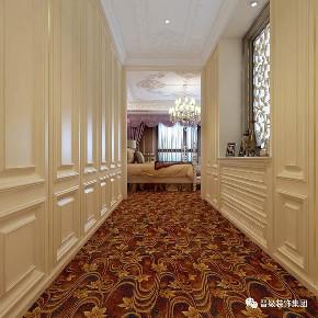 欧式 卧室图片来自晋级装饰潘露在晋级装饰——橡树湾350平米的分享