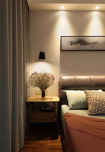 卧室图片来自家装大管家在110平新中式混搭居 稳重不失时尚的分享