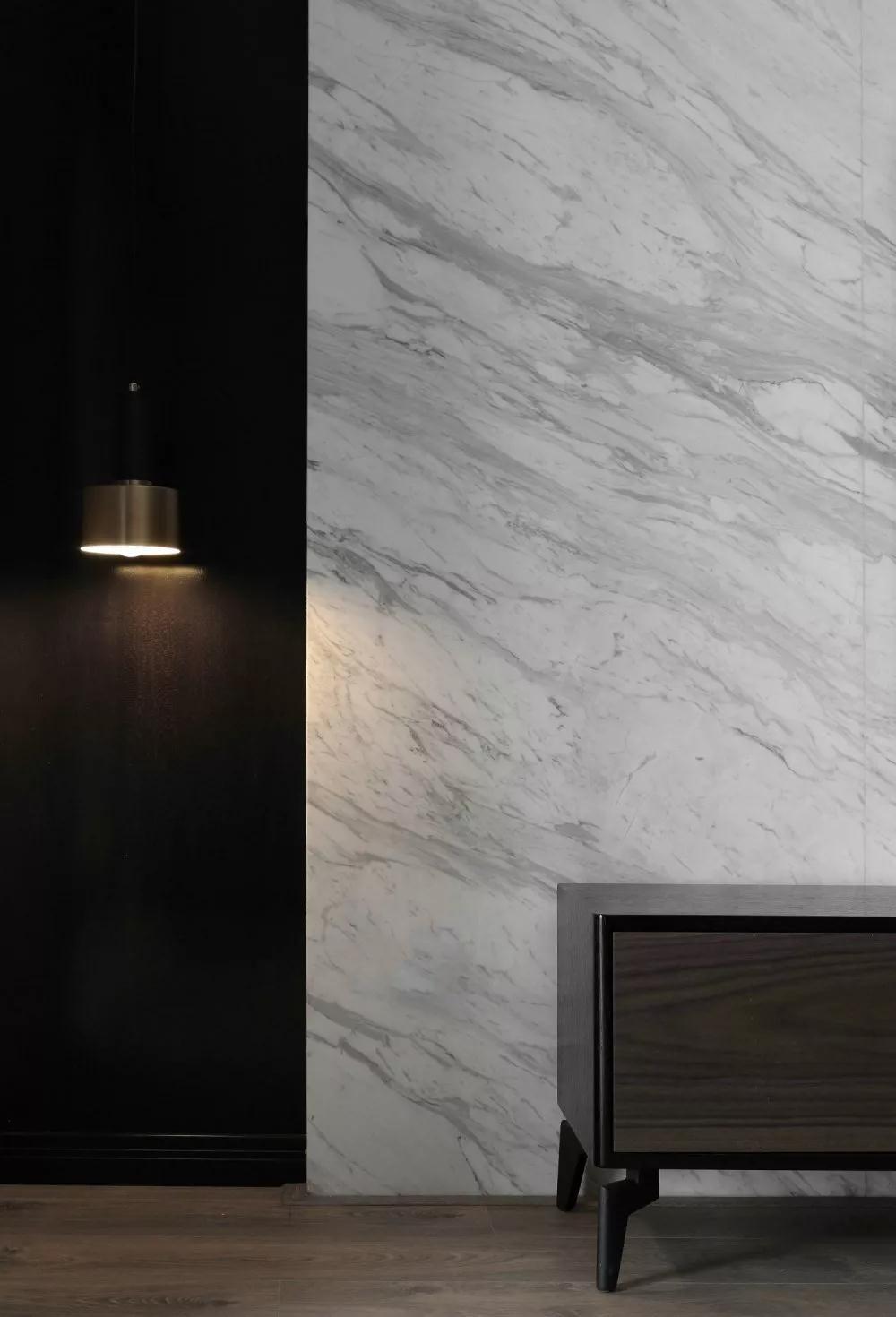 简约 客厅图片来自晋级装饰潘露在晋级装饰—富海澜湾半岛122平米的分享