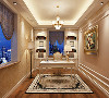 海珀佘山270平别墅装修法式古典风格设计,上海聚通装潢作品,欢迎品鉴