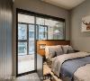 灰阶质感 陈元旻设计师以灰色壁面挹注空间简练气质,并揉合木质调性,展现经典设计语汇。