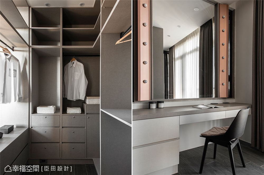 装修设计 装修完成 现代风格 卧室图片来自幸福空间在281平,韬光养晦大气宅的分享