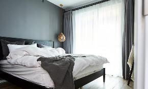 金辉世界城 三室 峰光无限 现代 卧室图片来自我是小样在金辉·世界城三室93平现代风格的分享