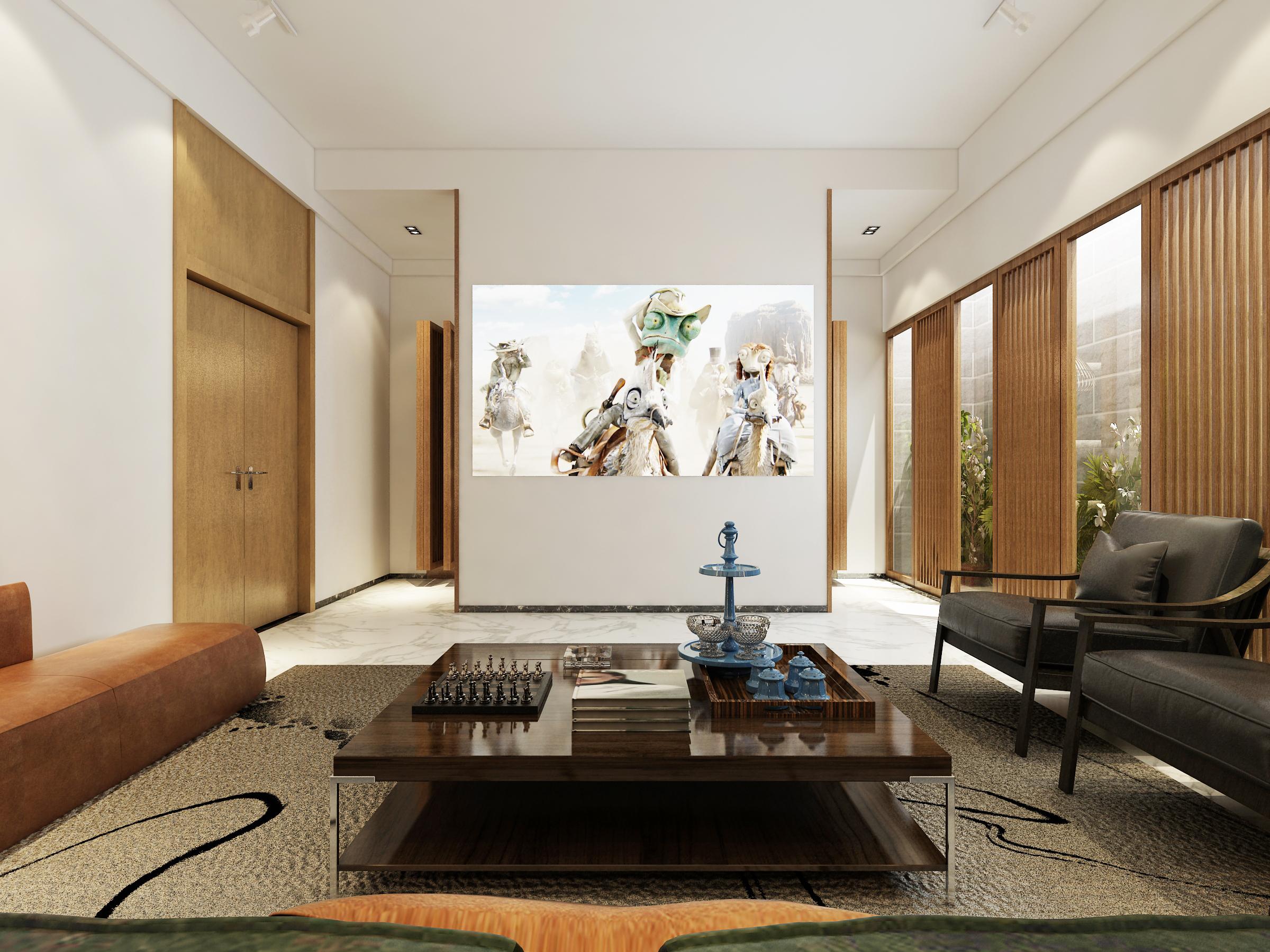 现代简约图片来自广州市品壹装饰在不一样的角度给你不一样空间感的分享