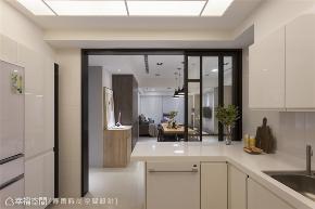 装修设计 装修完成 混搭 厨房图片来自幸福空间在175平,北欧现代 简净舒适宅的分享