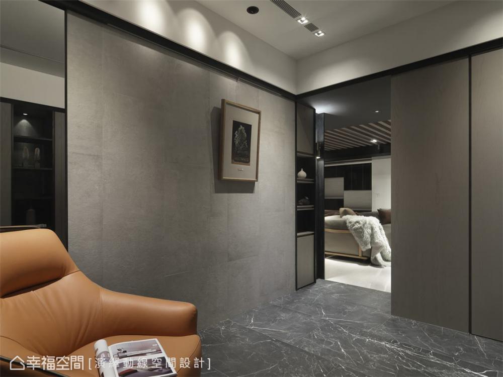 装修设计 装修完成 现代风格 玄关图片来自幸福空间在198平,现代新东方 幸福之家的分享