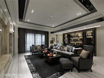 380平,磅礡大气  新古典奢华宅