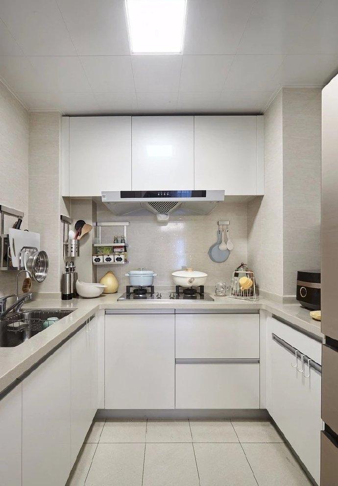 混搭 三居 白领 收纳 旧房改造 80后 小资 厨房图片来自北京今朝装饰在美式与北欧混搭出的小清新之家的分享
