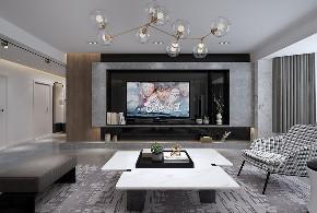 简约 三居 白领 80后 客厅图片来自山东济南尚舍别墅装饰在邦泰绿苑的分享