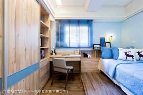 装修设计 装修完成 新古典 儿童房图片来自幸福空间在132平, 酝酿温馨生活幸福居的分享