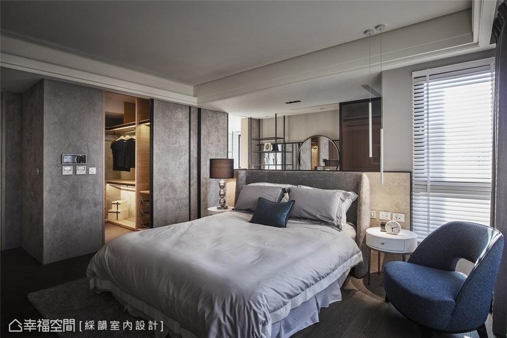 装修设计 装修完成 现代风格 古典风格 卧室图片来自幸福空间在331平,真实的生活感 精品空间的分享