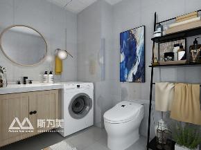 简约 斯为美装饰 卫生间图片来自银川斯为美装饰在斯为美装饰 海珀兰轩的分享