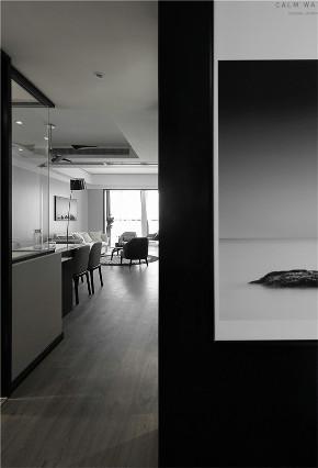 欧式 三居 玄关图片来自晋级装饰官方在欧式风格:130现代风格的分享