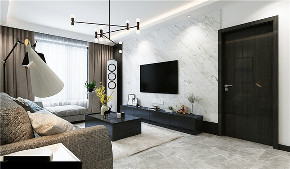 欧式 三居 阳台图片来自晋级装饰官方在欧式风格:130现代风格的分享
