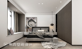 卧室图片来自韦克空间设计在流金岁月,港式情怀的分享
