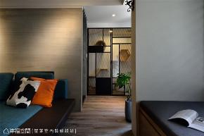 其他图片来自幸福空间在99平,30年老屋化身微工业美宅的分享