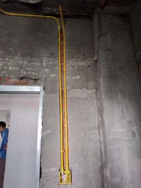老房改造 局部装修 三居 装修 水电 白领 收纳 旧房改造 阳台图片来自方林集团-恩林好管家在恩林好管家装修工地实景的分享