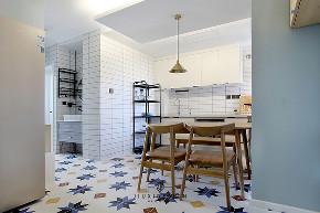 二居 简约 收纳 旧房改造 80后 久栖设计 厨房图片来自久栖设计在无沙发客厅:为孩子打造游乐园的分享