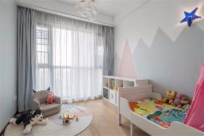 欧式 白领 收纳 旧房改造 80后 小资 儿童房图片来自今朝小伟在碧桂园北京君北欧装修效果图的分享