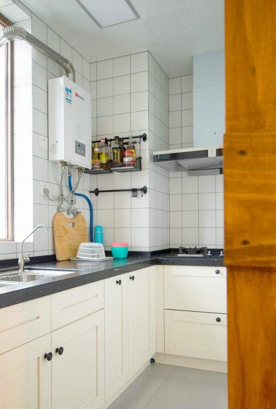 二居 欧式 白领 收纳 旧房改造 80后 小资 厨房图片来自今朝小伟在北欧风格的分享