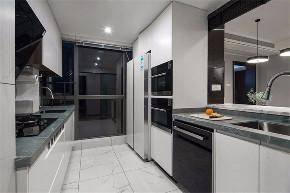 欧式 白领 收纳 旧房改造 80后 小资 厨房图片来自今朝小伟在碧桂园北京君北欧装修效果图的分享