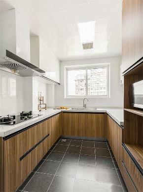 欧式 二居 白领 收纳 旧房改造 80后 小资 厨房图片来自今朝小伟在朝阳区远洋德邑北欧装修效果图的分享