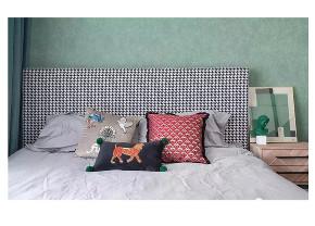 欧式 白领 收纳 旧房改造 卧室图片来自今朝小伟在北欧风家居空间的分享