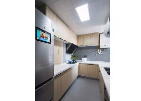 欧式 白领 收纳 旧房改造 厨房图片来自今朝小伟在北欧风家居空间的分享