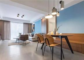 欧式 白领 收纳 旧房改造 餐厅图片来自今朝小伟在北欧风家居空间的分享