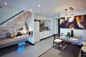 简约 二居 白领 收纳 旧房改造 客厅图片来自今朝小伟在宽大舒适又浪漫的法式风格的分享