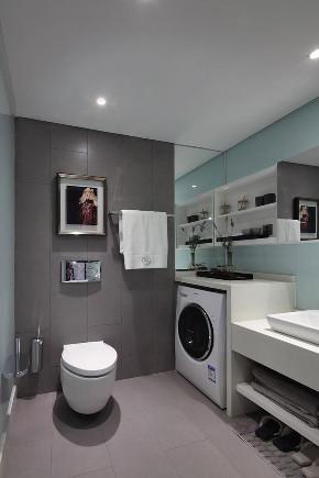 简约 二居 白领 收纳 旧房改造 卫生间图片来自今朝小伟在宽大舒适又浪漫的法式风格的分享