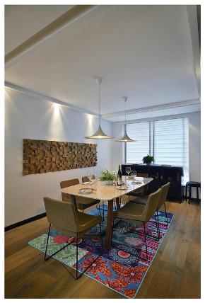 欧式 二居 白领 收纳 旧房改造 餐厅图片来自今朝小伟在简欧风格的分享