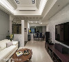 天花设计 精雕天花视觉层次,堆叠五至六层的欧式线板,营造更形优雅的古典空间美学。