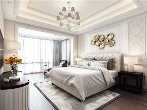 欧式 白领 收纳 旧房改造 80后 小资 二居 卧室图片来自今朝小伟在法华南里北欧风格装修效果图的分享