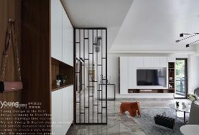简约 三居 小资 旧房改造 玄关图片来自漾设计在Young新作 | 家中尽享舒适的分享