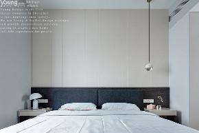 简约 小资 卧室图片来自漾设计在Young新作   华润城精装房改造的分享