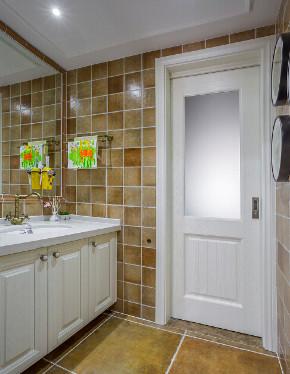 混搭 二居 白领 收纳 旧房改造 80后 卫生间图片来自今朝小伟在华润仰山红叶林装修效果图的分享