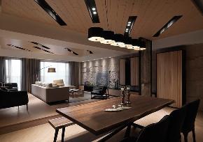 二居 简约 白领 收纳 旧房改造 80后 小资 餐厅图片来自今朝小伟在简约时尚的木色-北京山语城的分享