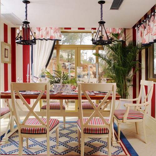 田园 白领 收纳 旧房改造 小资 80后 餐厅图片来自今朝小伟在田园风格京杭府案例的分享