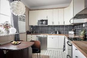 简约 二居 收纳 旧房改造 小资 厨房图片来自今朝小伟在美的简约,粉的收敛,高级的大气的分享