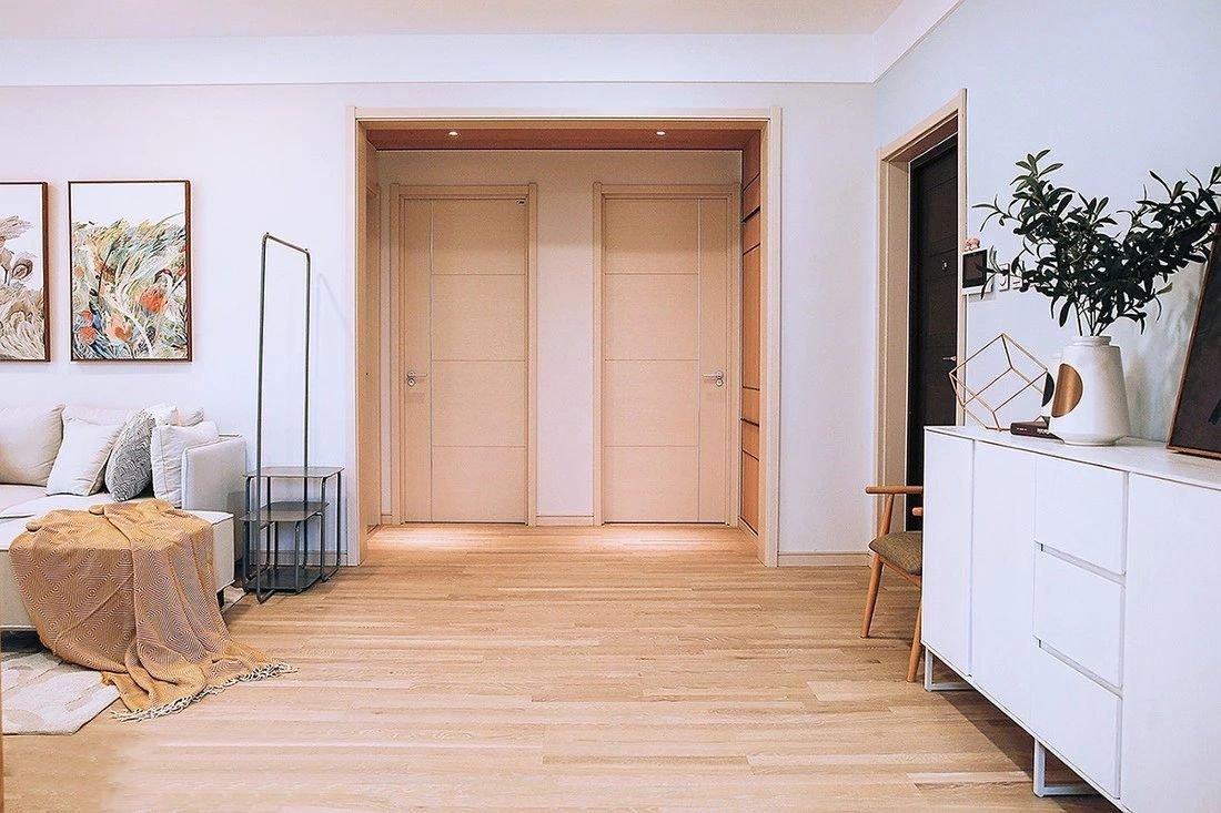 欧式 二居 白领 收纳 旧房改造 80后 小资 其他图片来自今朝小伟在82北欧格调2居室的分享