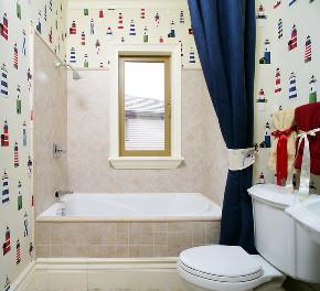 田园 白领 收纳 旧房改造 小资 80后 卫生间图片来自今朝小伟在田园风格京杭府案例的分享