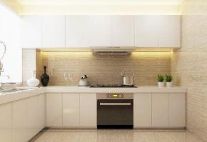 简约 别墅 二居 白领 收纳 旧房改造 80后 小资 厨房图片来自今朝小伟在西山艺境现代简约装修效果图的分享