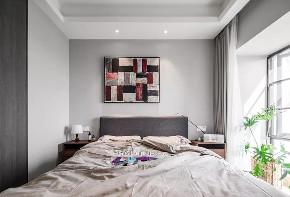 简约 二居 收纳 旧房改造 小资 卧室图片来自今朝小伟在72现代简约轻奢格调的分享