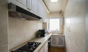 简约 旧房改造 80后 小资 收纳 厨房图片来自今朝小伟在87平小户型三室两厅的分享