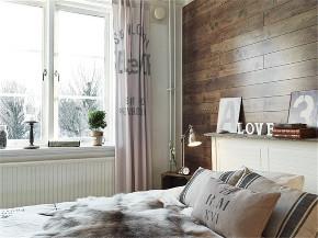 简约 二居 旧房改造 80后 小资 卧室图片来自今朝小伟在85平两居室现代风的分享