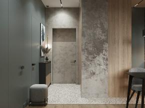 欧式 二居 白领 收纳 旧房改造 其他图片来自今朝小伟在精简北欧,舒适而温馨的居住空间的分享